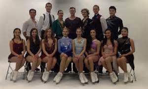 Team USA Figure Skating Olympics 2014