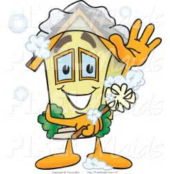 House Cleaning Chores Clip Art