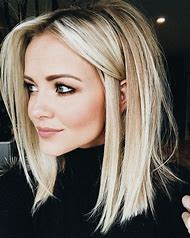 Medium Length Blonde Bob Hairstyles