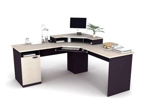 hton corner workstation in sand granite charcoal from