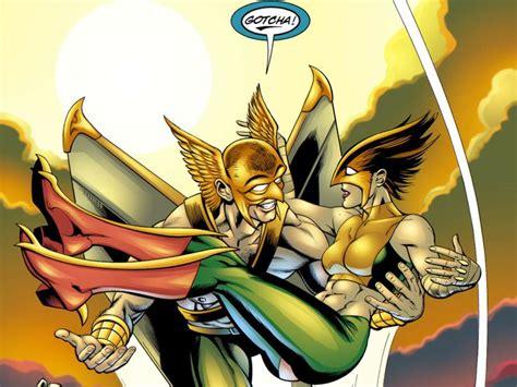 Hawkman / Hawkgirl Reading Order