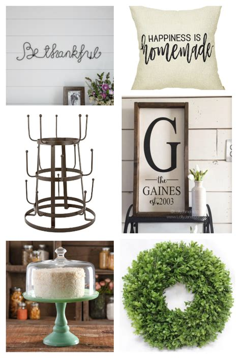gift ideas   farmhouse obsessed lolly jane