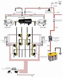 Air Ride Valve Wiring Diagram