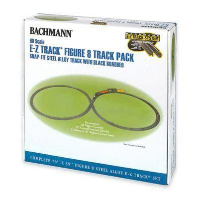 bachmann trains   track figure  track pack ho scale