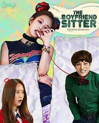 Boyfriend Sitter Kai Jongin Exo Story Drama