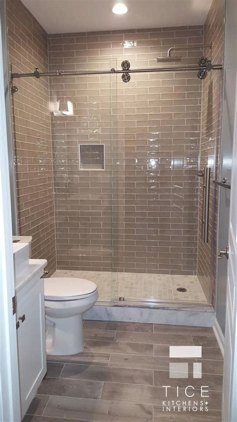 walk  showers  small bathrooms   ideas
