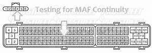 How To Test A Nissan 350z Maf Sensor