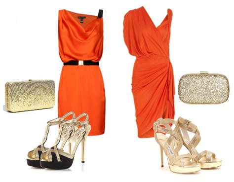 Orange Dress u0026 Golden Sandals - Low Budget VS Mega Budget - How To Be Trendy