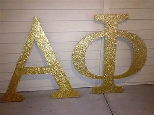 Large greek wooden letter 3ft x 4ft by shopfoursisters on etsy for 6 foot greek letters
