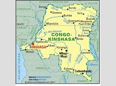 CongoKinshasa Browse by Country Africa Confidential