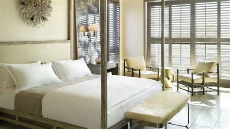 Dapper West Indian Viceroy Villas by Rustic Four Poster Bed Interior Design Ideas