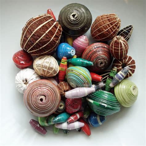 revolution  paper beads african origins
