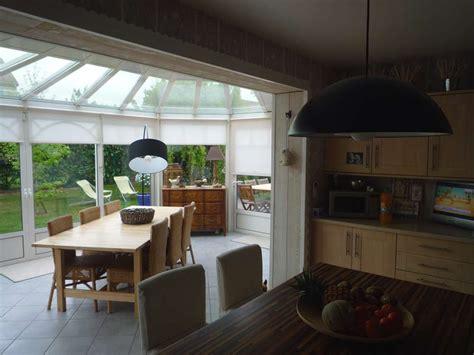 fermer une cuisine ouverte cuisine ouverte sur veranda cuisine en image