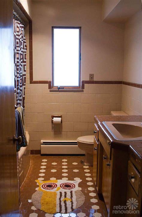 magnificent pictures  retro bathroom tile design