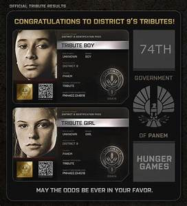 District 9 - The Hunger Games Wiki