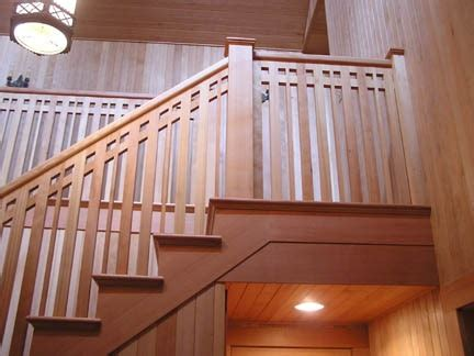 craftsman style stair railing 18 best images about stair railing ideas on 6253