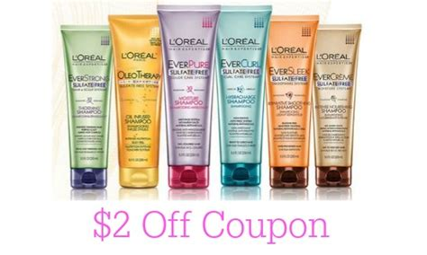 81652 Bbby Coupon by Coupons For Loreal Shoo And Conditioner Bobby Qs