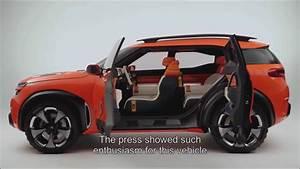 2018 Citroen C5 Aircross Interior Exterior And Drive