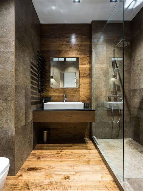 7 Tile Design Tips for a Small Bathroom ? Apartment Geeks