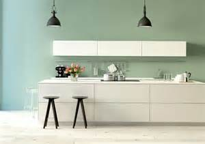 küche mintgrün mintgrün als küchen wandfarbe kolorat