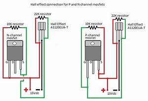 Hall Effects And Mosfet Hookup