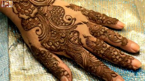 pure arabic mehendi design  hands artsycraftsydad