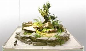 jardin japonais miniature interieur ou la rigueur l39ordre With mini jardin japonais d interieur