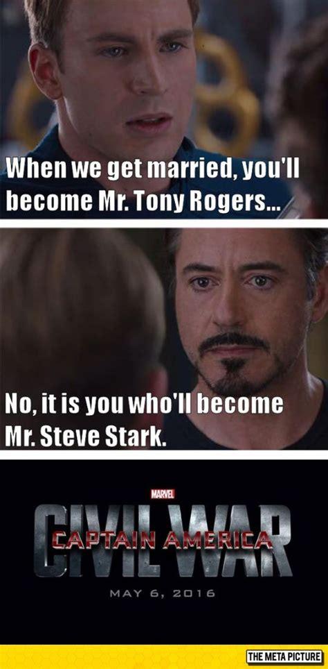 American Civil War Memes - 101 best avengers civil war images on pinterest funny stuff marvel universe and marvel funny