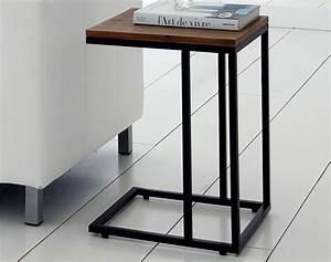 Table D Appoint Canapé : table d 39 appoint bout de canap becquet ~ Teatrodelosmanantiales.com Idées de Décoration