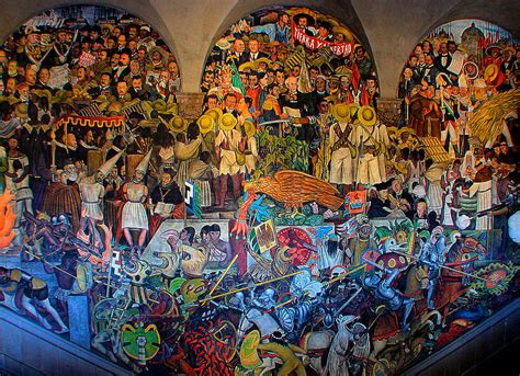o muralismo mexicano revista cliche