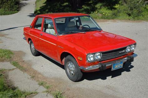 1973 Datsun 510 For Sale by 1973 Datsun 510 Coupe Original Ca Car For Sale Datsun