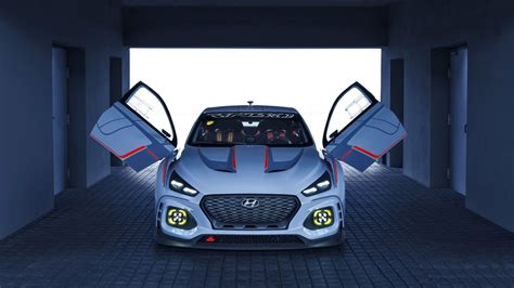 Hyundai High Performance Super Cars Hd Wallpapers