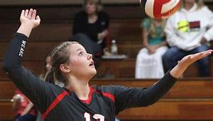 All-CWC volleyball - Waupaca County Post