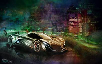 Awesome Cars Mazda Wallpapers Desktop Cool