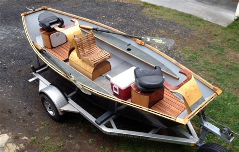 Don Hill Drift Boats For Sale by 187 Topic 15 6 Quot Aluminum Drift Boat Skiff For Sale