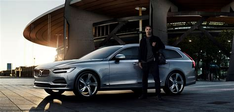 what s the new volvo commercial v90 henk scholten
