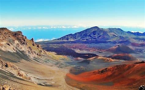 haleakala national park maui county hawaii nature