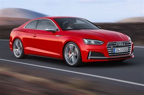 2018 Audi A5 Coupe Are Going To Be Redesigned Carbuzzinfo