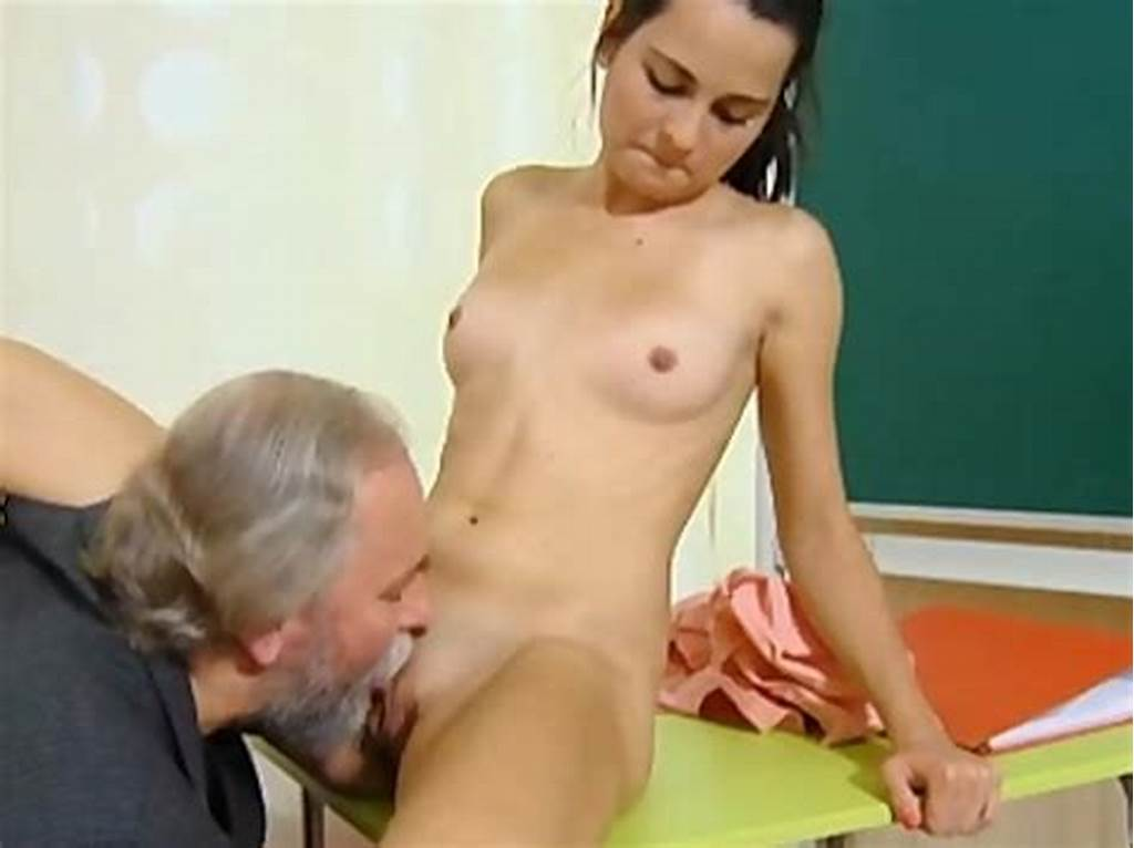 #Cute #Schoolgirl #Fucked #By #Her #Tricky #Old #Teacher #In #The