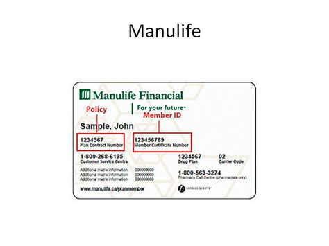 In a context, that group number denotes a group of employees within a business or how to find policy number on card's missing? 6. Insurance cards - Claim Manager