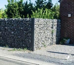 Mur En Gabion : mur en gabion 4 novirtua ~ Premium-room.com Idées de Décoration
