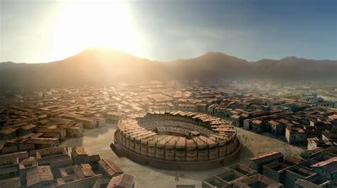 amphitheater  capua spartacus wiki fandom powered