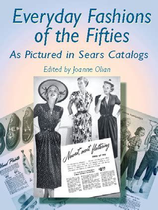 everyday fashions   fifties  pictured  sears