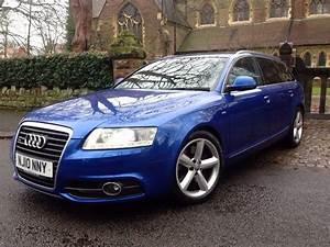 Audi A6 2010 : 2010 rare audi a6 3 0t fsi avant s line tfsi quattro sepang blue exclusive pack same engine as ~ Melissatoandfro.com Idées de Décoration