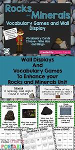 Rocks And Minerals Activities  Lab  Close Read  And