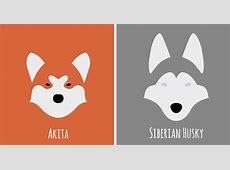 I Make Minimalist Illustrations Of Various Dog Breeds