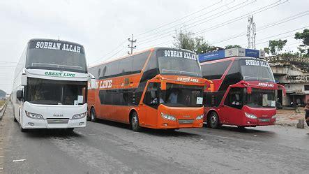 green  launches double decker bus service  dhaka