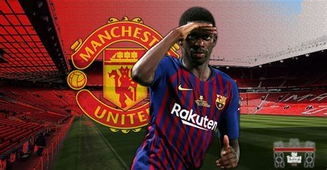 Man United still looking at Ousmane Dembele transfer: report