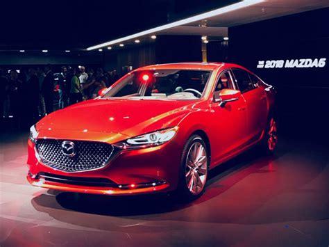 Mazda 6 Facelift Revealed