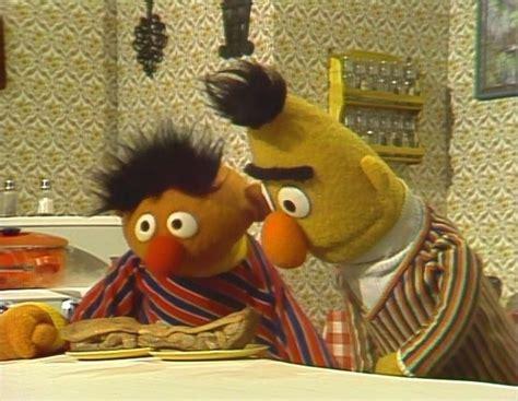 ernie  berts apartment muppet wiki